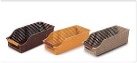 JAGGIS Mini tray ask for quality you get..( assorted colour)