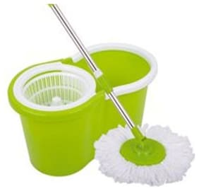 R J star  Easy Mop Floor Cleaning Mop For Home Kitchen Office