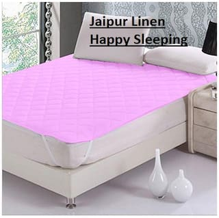 Jaipur Linen Cotton Large Mattress protectors