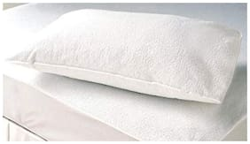 Jaipur Linen Cotton Single beds Pillow protector