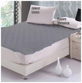 Jaipur Linen Cotton Regular Mattress protectors
