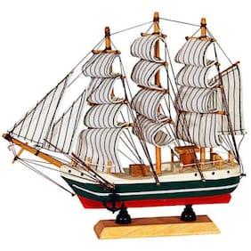 JaipurCrafts Decorative Sailing Ship Showpiece