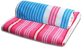 JARS Collections Set Of 2 Premium Quality Bath Towels