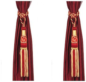 Jars Collections Set Of 2 Curtain Tieback
