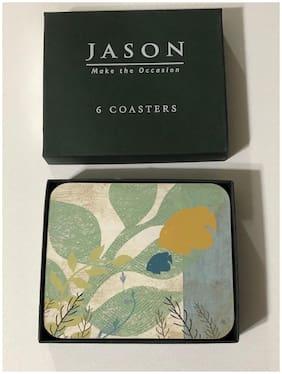 Jason Coaster Sea Life Set of 6 in Box