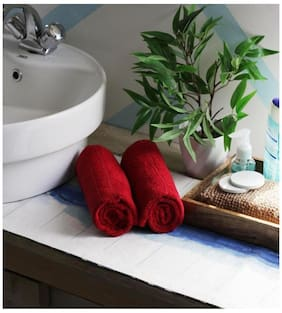 JBG Home Store Set of 2 Best Quality Hand Towels