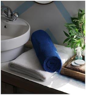JBG Home Store 450 GSM GSM Cotton Bath Towel ( 2 Pieces , Multi )