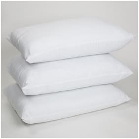 JDX Home Decor Sleeping Bed Pillow Set of 3-50x64