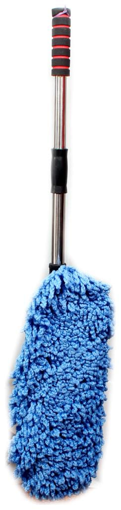 Jianagm Duste Long Retractable/Soft/Non-Slip/Handle Multipurpose Microfiber Wash Brush Vehicle Interior and Exterior Cleaning Kitfor Boats. Car or Home