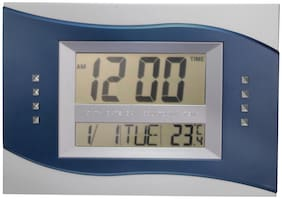 JM Plastic Digital Wall clock ( Set of 1 )