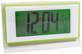 JM Plastic Digital Table clock ( Set of 1 )