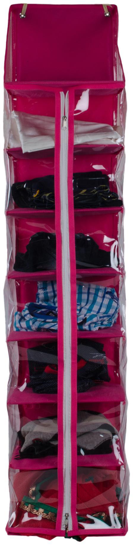 JMD Creation Pink Hanging Shoe Organizer