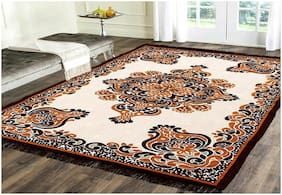 Jmt Machine Made Premium Quality Jute Carpet For Your Living Room & Bed Room