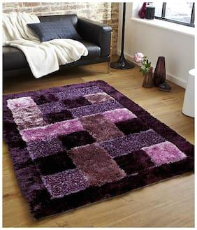 JMT Regular Use Machine Made Polyester Carpet -Multi