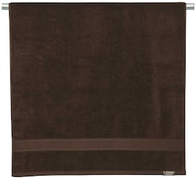 Jockey 500 GSM Cotton Bath towel ( 1 piece , Brown )