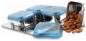 JVL Mini Designer Bowl Set, 4-Pieces