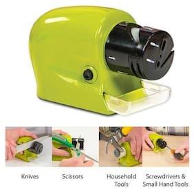 K Kudos Electric Knife Sharpener, Motorized Knife Blade Sharpener, Kitchen Knives Sharpening Tool for Home & Kitchen or Hotel