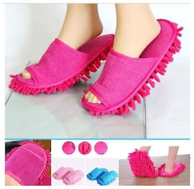K Kudos Home Furnishing Floor Cleaning Slippers 1pair