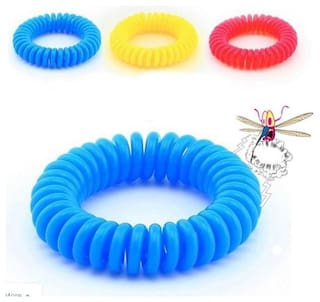 Mosquito Repellent Bracelet, Band Pest Control Insect Bug Repellent set of 2