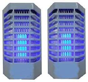 K kudos Night Lamp Electronic Mosquito & Insect Killer , Pack of 2
