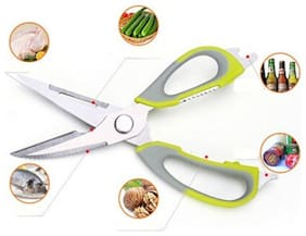 K kudos Multi Function Scissors New Stainless Hot Professional Shears Poultry Kitchen