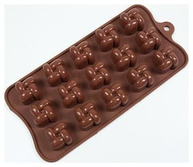 K Kudos Square Silicone Candy Mold