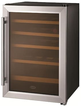 Kaff 16 Bottles Built-in Wine Cooler;Glassdoor;KWC - 62 (Free standing)