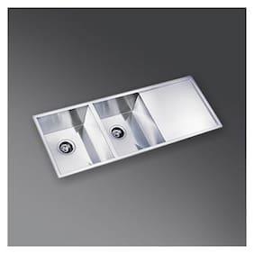 Kaff Stainless Steel Kitchen Sink (KSD115DB)