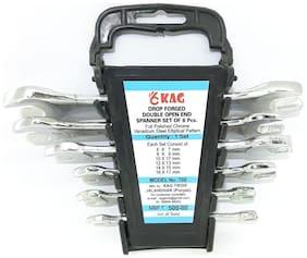 Kag 700 6 pcs Doe Spanner Set