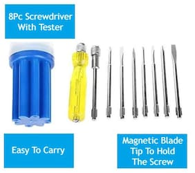 Kag 706 Screw Driver Set 8 pcs(1 SET)