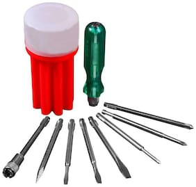 Kag R706 Combination Screw Driver Set