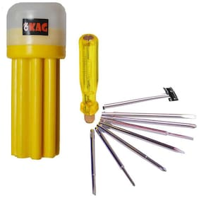 Kag S705 9 pcs Screw Driver Set