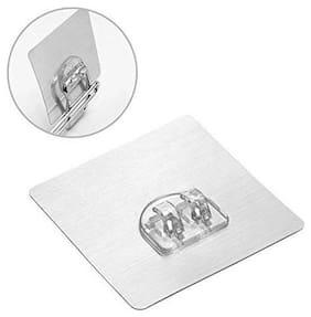 KajKin Magic Adhesive Sticker for Bathroom Self Corner Shelves Pack of 5