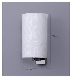 Kapoor E Illuminations Glass Wall Light