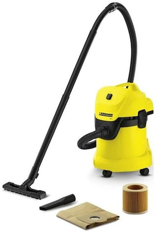 KARCHER WD 3 Wet & Dry Cleaner ( Yellow & Black )
