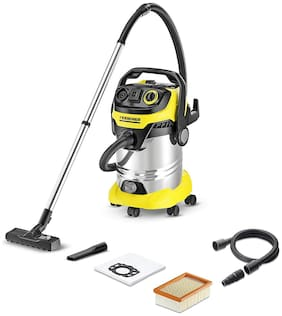 KARCHER WD 6 P Wet & Dry Cleaner ( Black & Yellow )