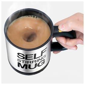 KARLOS Self Stirring Stainless Steel Mug