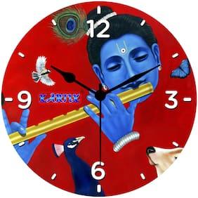 Kartik Multi Wall clock