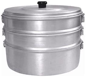 KC Aluminium Steamer 3 Tier