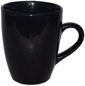 KC Somny Unique Black Milk Mug and Coffee Mug