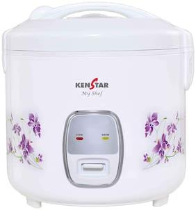 Kenstar KRMYS28W2S-CJJ 2.8 L Rice cooker