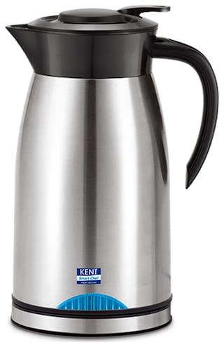 Kent (16043) Electric Kettle Cum Flask (Sliver)
