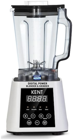 Kent DIGITAL POWER 2500 2500 Mixer Grinder ( White , 1 Jar )