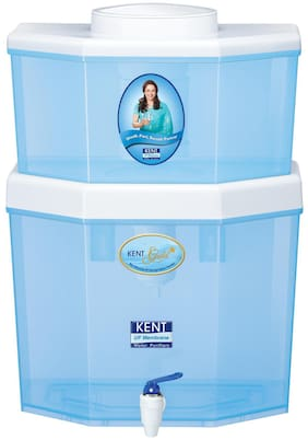 Kent GOLD STAR 22 ltr Water Purifier - Gravity filter