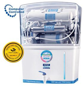 Kent Grand Plus 8 L RO + UV + UF With TDS Controller Electric Water Purifier