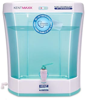 Kent Maxx 7 L UV+UF Water Purifier (Green)