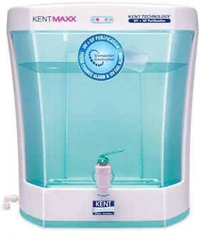 Kent Maxx 7 ltr UV+UF Water Purifier (Green)