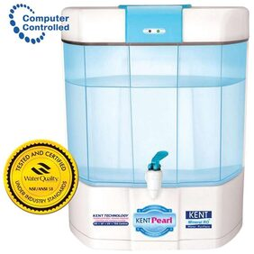 Kent Pearl 8 L RO + UV + UF With TDS Controller Electric Water Purifier