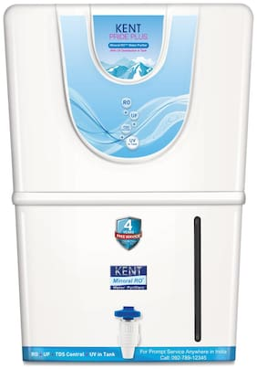 Kent Pride Plus 8 L RO+UV+UF Electric Water Purifier