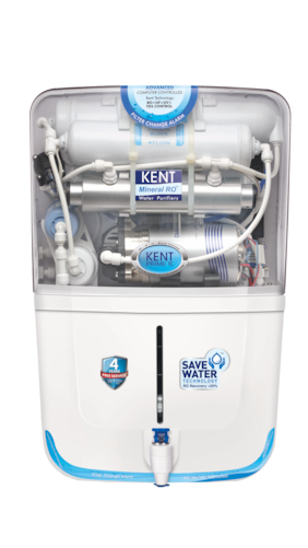 Kent Prime TC 9 ltr RO+UV+UF Water Purifier (White)